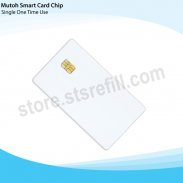 Mutoh 1 Liter Smart Card For 1324 & 1624 - Light Cyan