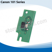 Compatible Chip For Canon PFI-101 Blue