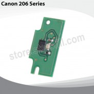 Canon PFI-206 Chip Gray