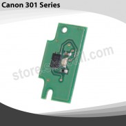 Canon PFI-301 Chip Matte Black