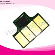 Compatible Chip For Hp-90 - Magenta