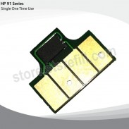 Chip For Hp Inkjet Hp-91 Photo Gray